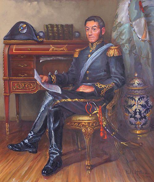San Martín, Paul Hallez