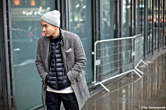 Картинки по запросу how to wear a jacket under his coat foto