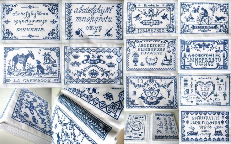 Free Pattern : Beautiful Sewing case made by my friend Ineke O. Pattern here: http://www.archive-host2.com/membres/up/2076113174/FREE/livrets-anciens/Sajou/Sajou104/Sajou104.pdf