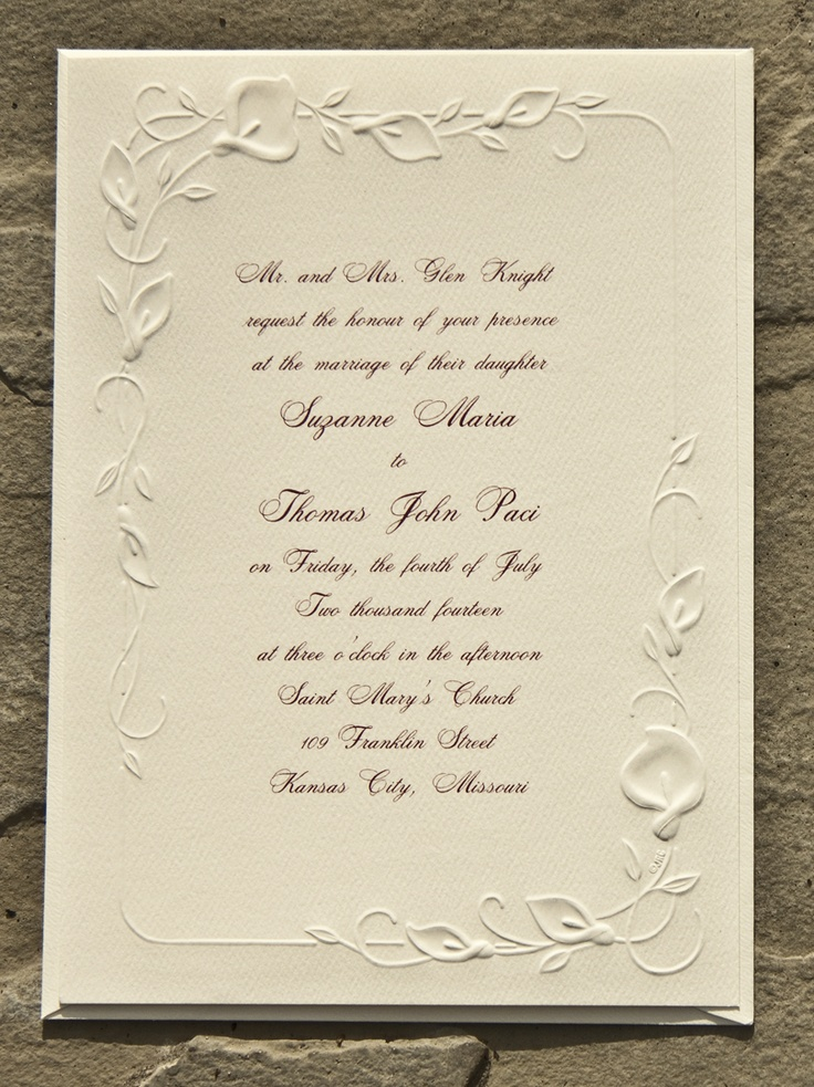 77 best Recycled Paper Wedding Invitations images on Pinterest