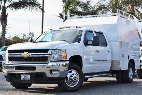 Pacific Auto Center >> 2012 Chevrolet Silverado 3500hd Lt 1gc4k0c84cf197611