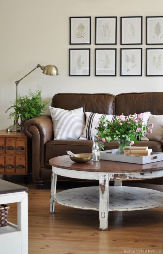 25 best ideas about Brown Leather Sofas on PinterestLeather