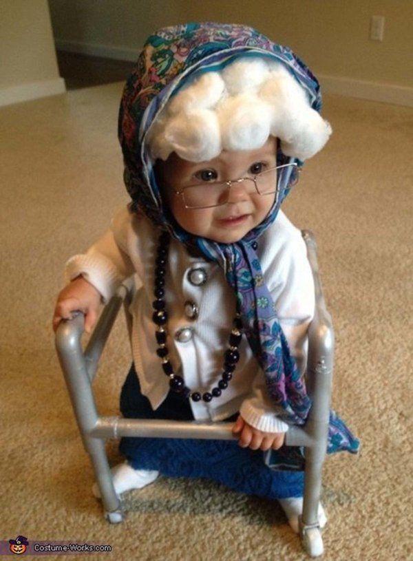 今年はこんな衣装はいかが?可愛くて面白い、子供向けハロウィンコスプレ写真その2 14枚