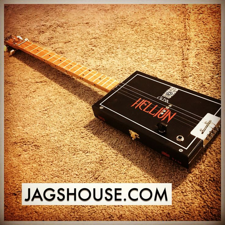 Lefty 4 string  Cigar box guitar by Bluesboy Jag Get yours at http://www.jagshouse.com/cigarboxguitars.html #cbg #cigarboxguitar #blues  #guitar #electricguitar #slideguitar #guitarlessons #guitarplayer #bluesboyjag #cigarboxnation