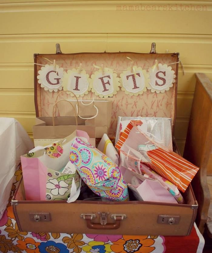 63 Best Images About Baby Shower Gift Table On Pinterest