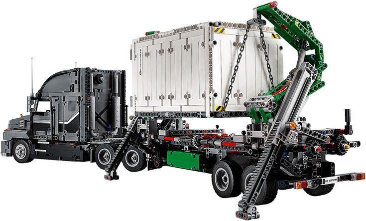 LEGO Technic Neuheiten 2018: Weitere Set-Bilder aufgetaucht › PROMOBRICKS