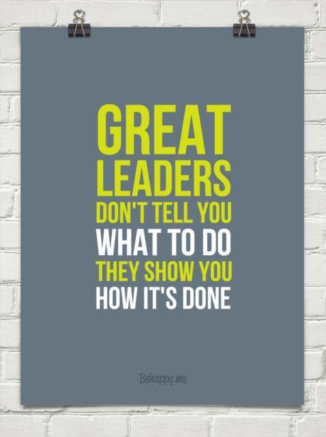good leader characteristics essay