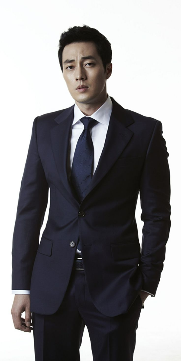 So Ji-Sub Pretty much my ideal man here. Just look at his smolder <3