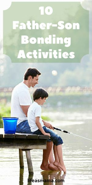 The bond between father and daughter is very special, but so is the father-son bond. Summer is a great time to strengthen the father-son bond because it's a season full of opportunities. These 10 ideas are a great place to start!