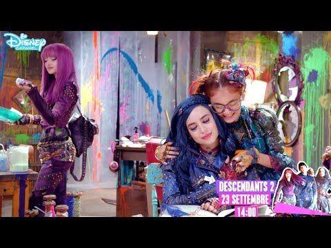 Watch Descendants 2 on the Disney Channel! Watch all Descendants music videos here: http://disneymusic.co/DescendantsYTPL Descendants 2 soundtrack is availab...