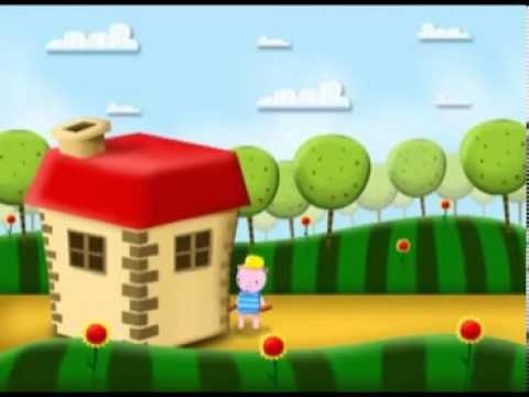 ▶ Os Três Porquinhos   ZON Kids - YouTube
