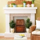 4 Ideas for Fireplace Decorating | Midwest Living