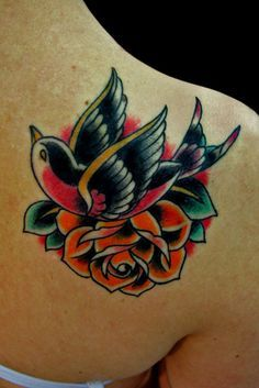 traditional hummingbird tattoos - Google Search