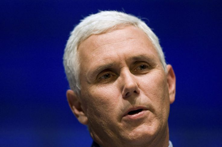 Gov. Mike Pence meets with Archbishop to ask church to withdraw support for Syrian refugee family