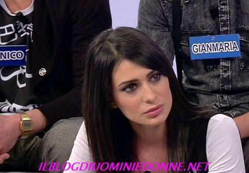 Alessia Messina comunica che ha lasciato il trono  di Amedeo Andreozzi per Fabio Colloricchio