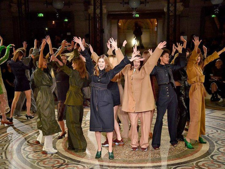 'Stand back. They look a little dangerous': Stella McCartney is bringing back the pointy bra