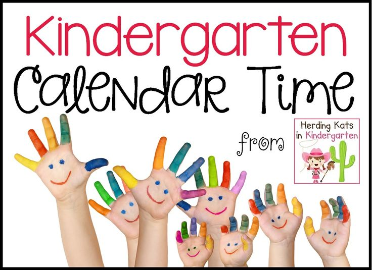 Herding Kats in Kindergarten: Top Ten Fun Calendar Time Videos