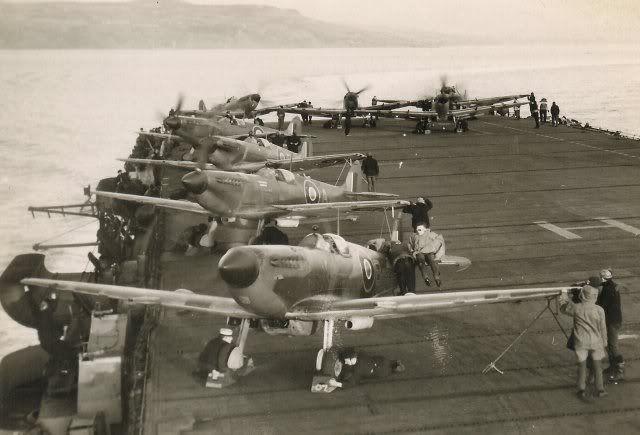 Seafire LF MkIIIc