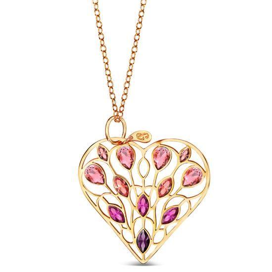 Pavoni Hearts - srebrna zawieszka / 329 PLN / ONLINE: http://www.yes.pl/55155-pavoni-hearts-srebrna-zawieszka-AB-S-000-ZLO-AWCL487 /  #jewellery #BizuteriaYES #hearts #love #perfectgift #gift #giftidea #poland #shoponline #online #now