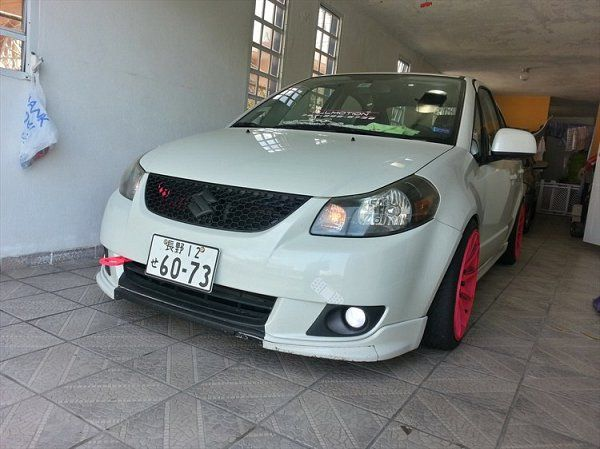 Suzuki+SX4+coilovers | modified cars > cars > suzuki > suzuki sx4 2009 >