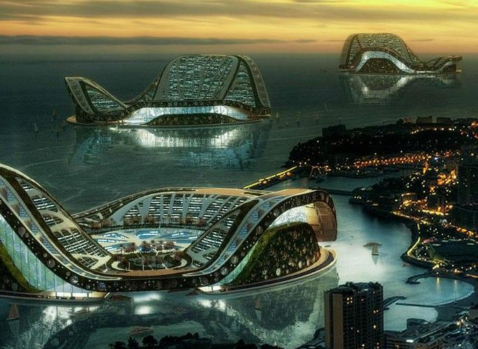 8 best images about Lilypad una ciudad futurista on Pinterest