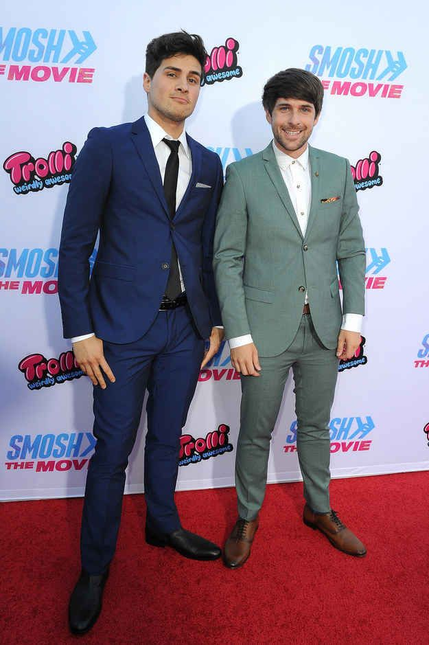 Forever Young: How Smosh Plans To Build A YouTube Fame That'll Last - BuzzFeed News | Really amazing article. It makes you realize how small they were before, and now they have a freaking MOVIE coming out!