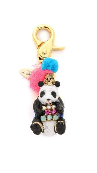 Lenora Dame Panda Bag Charm