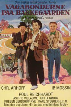 Vagabonderne på bakkegården (1958)
