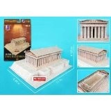 3D Puzzle - The Parthenon