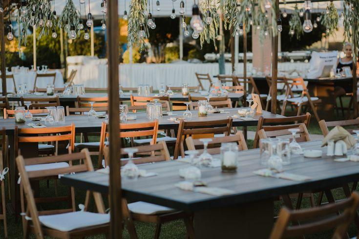 Greenery countryside wedding | Greece wedding photographer