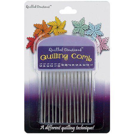Quilling Comb $3.53