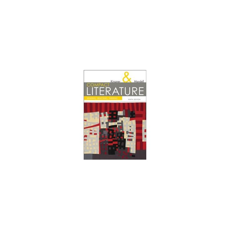 Compact Literature + Overview Updates from the Mla Handbook : Reading, Reacting, Writing (Paperback)