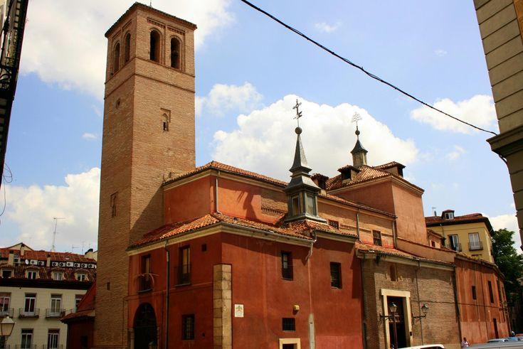 Iglesia de San Pedro, Jesús el Pobre: Old, Spain Madrid, Orán, Madrid, Madrid Spain, Two Hundred, Viejo Madrid