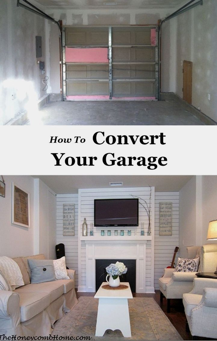 Convert Garage To Room Cost Remodelinggarage Convert Garage To Bedroom Garage Bedroom Garage To Living Space