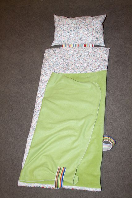 nap mat tutorial