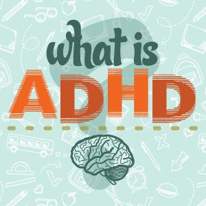 Attention deficit hyperactivity disorder (ADHD) is a problem of not being able to focus, being overactive, not being able control behavior, ...