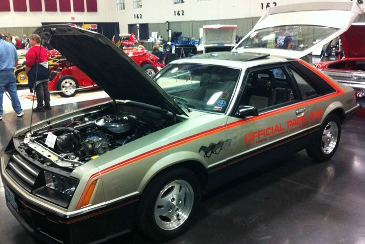 Collectible Fox-Body: 1979 Mustang Pace Car - http://barnfinds.com/collectible-fox-body-1979-mustang-pace-car/