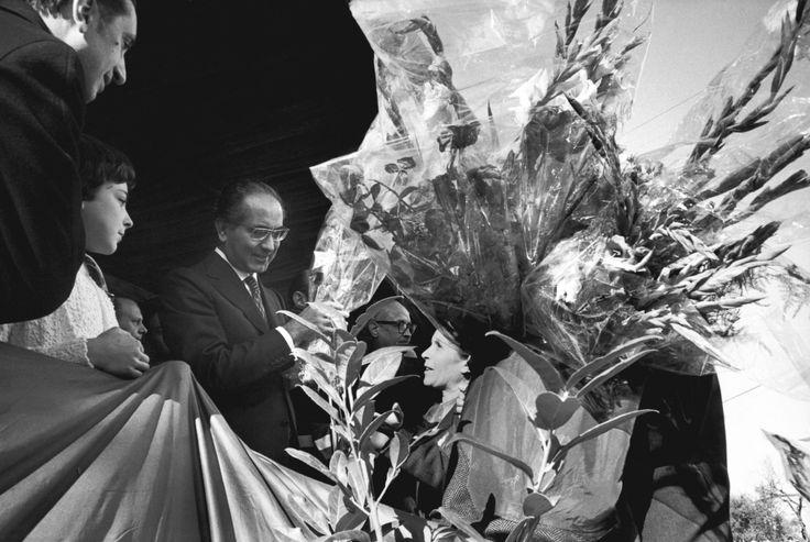 Henri Cartier-Bresson, Matera, Italy, 1971