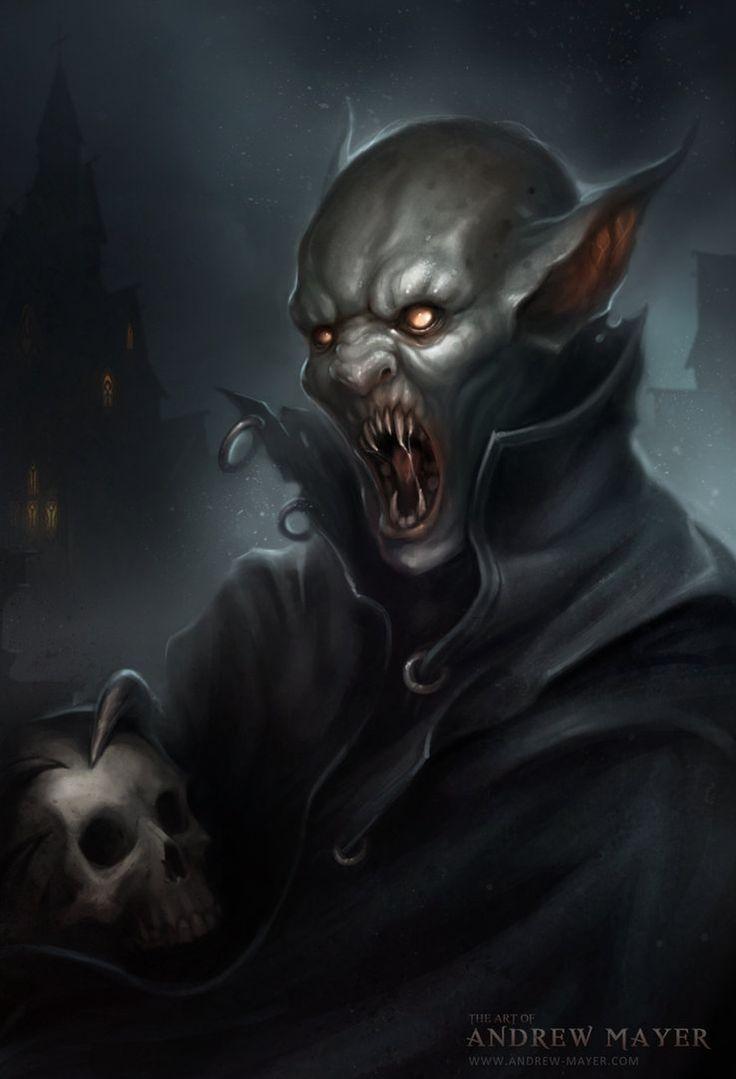 Vampire by Andimayer on deviantART