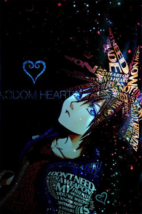 Sora, Kingdom hearts