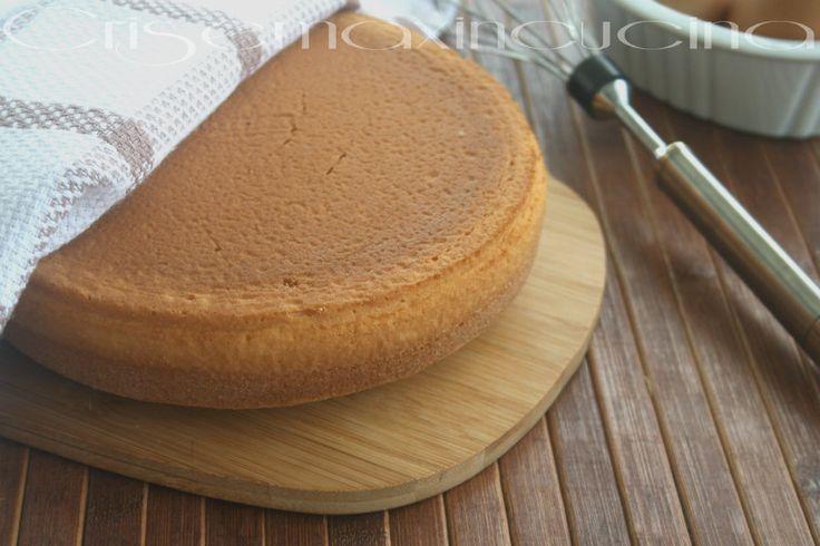 #Ricetta Base - Il Pan di spagna
