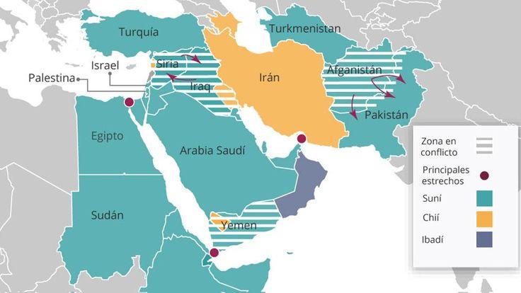 """El polvorín de Oriente Medio que """"no es lo que parece"""""""