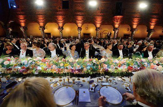 シルヴィア王妃のテーブル・ノーベル賞の晩さん会メニューを公開! 世界が注目したお料理とは
