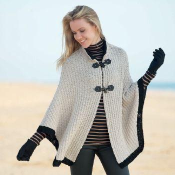 tricoter une cape