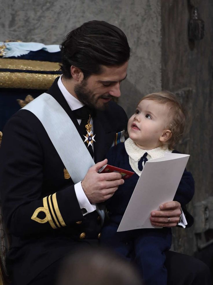 Prince Carl Philip and Alexander  1 Dec 2017