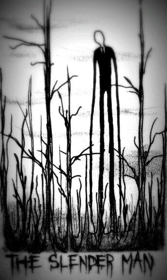 The Slenderman, text; Creepypasta