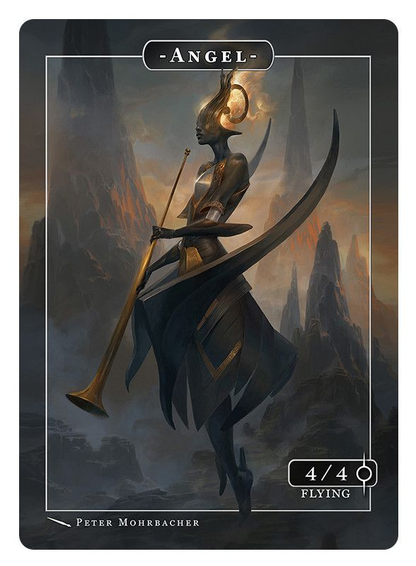"Illustrated by Peter Mohrbacher Details: Glossy Cardstock, 12 pt, 2.5"" x 3.5"" Sleevable"