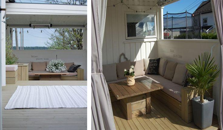 terrasse med overbygg - Google-søk