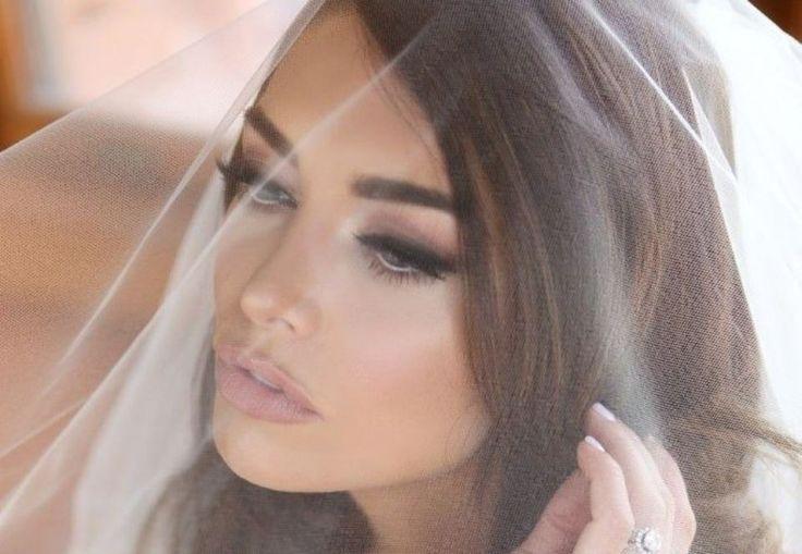 7 bridal beauty looks Νυφικό μακιγιάζ για διαφορετικά στιλ.