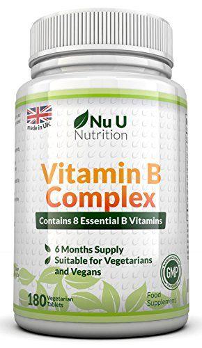 Vitamin B Complex 180 Tabletten - 6 Monatsversorgung - vo... https://www.amazon.de/dp/B00Z70OUQS/ref=cm_sw_r_pi_dp_x_OIxoybKW16RJC